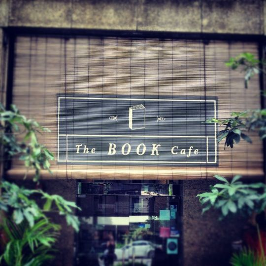 The Book Cafe in Singapore