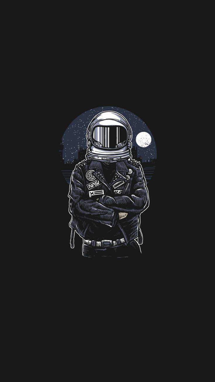 50 Best Illustration Wallpaper For Phone Astronaut Wallpaper Wallpaper Space Astronaut Art