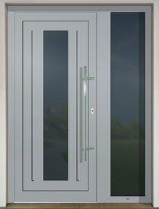 GAVA 474a RAL 7040 vchodové dvere