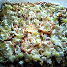 Pizzapohja, hiivaton - Kotikokki.net - reseptit