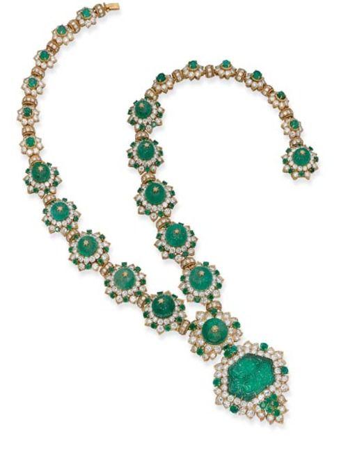 Necklace Van Cleef & Arpels, 1964