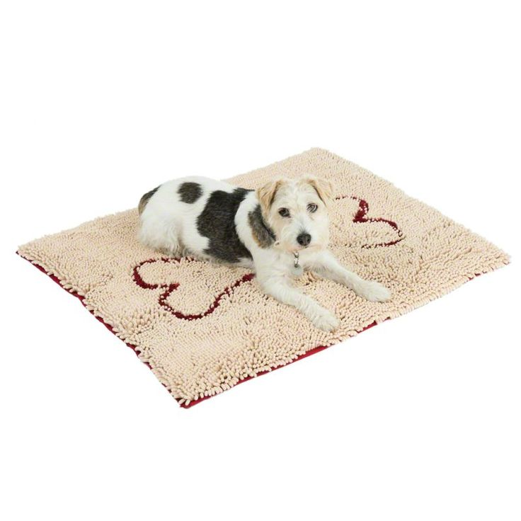 Tappetino Dog Gone Smart Dirty Dog Doormat sabbia | zooplus