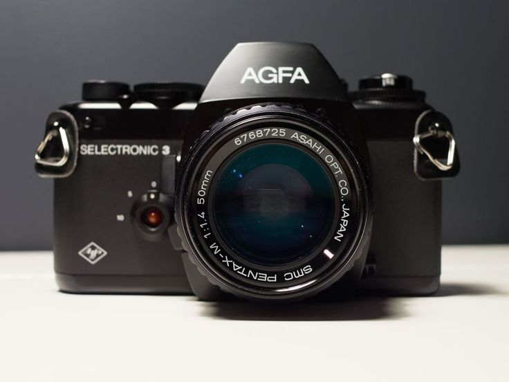 Camera review: me and my Agfa Selectronic 3 - by Mark Brown - http://emulsive.org/reviews/camera-reviews/camera-review-me-and-my-agfa-selectronic-3-by-mark-brown