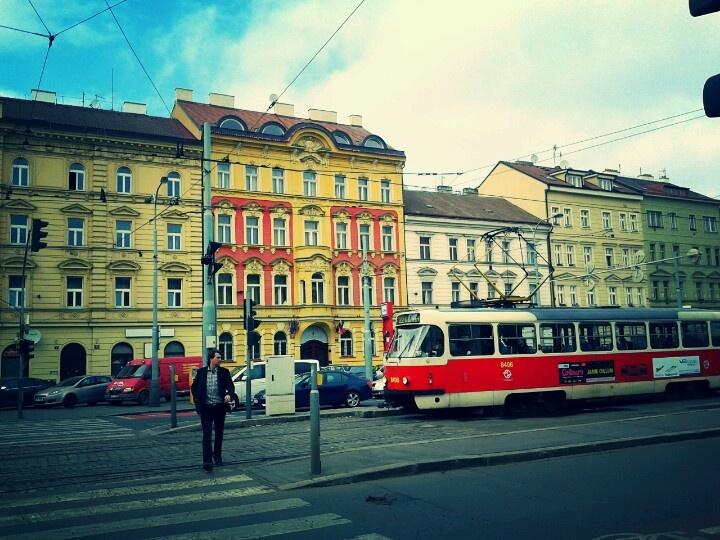 Prague st