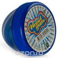 Жвачка для рук Тм HandGum, цвет: синий металлик, с запахом озона, 35 г