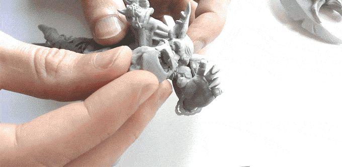 Orc and Goblin Miniatures: The Gods of War by 3DArtDigital — Kickstarter