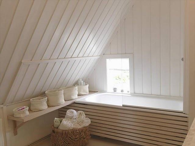 kult innbygd badekar
