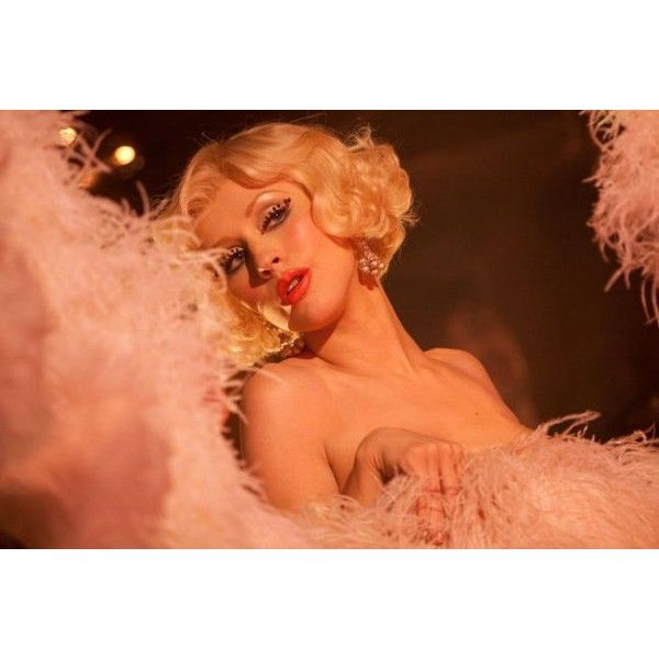 Photo :: Burlesque Movie stills 29 ❤ liked on Polyvore featuring burlesque, people, backgrounds, christina aguilera and dvd