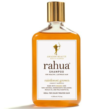 Rahua Shampoo The classic Rahua Shampoo is a luxurious, light-lathering shampoo created to maintain healthy, bouncy and lustrous hair. It uses a combination of all-natural and organic ingredients, sustainably grown in the Amazon rainforest and harvested by its indigenous community. It contains beautiful Rahua oil and Palo Santo oil in an outstanding formulation that deeply penetrates the hair both bonding and repairing it.  Ideal for all hair types #nourishedlife #redeemadeal #redadeal