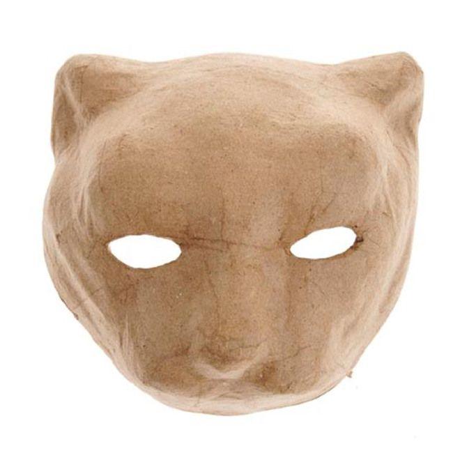 """Paper-Art - Maschera """"Felino"""""""