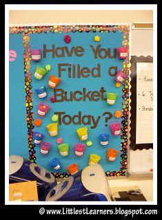 Littlest Learners / Clutter-Free Classroom Blog: 3D Bulletin Boards - Featured Friday