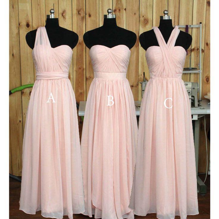 168 best Bridesmaid Dresses images on Pinterest | Party wear dresses ...