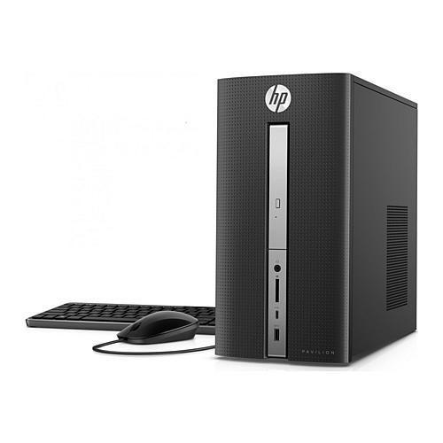 HP Pavilion Intel Core i7 Quad-Core, 12GB RAM, 1TB HDD Windows 10 Desktop Computer