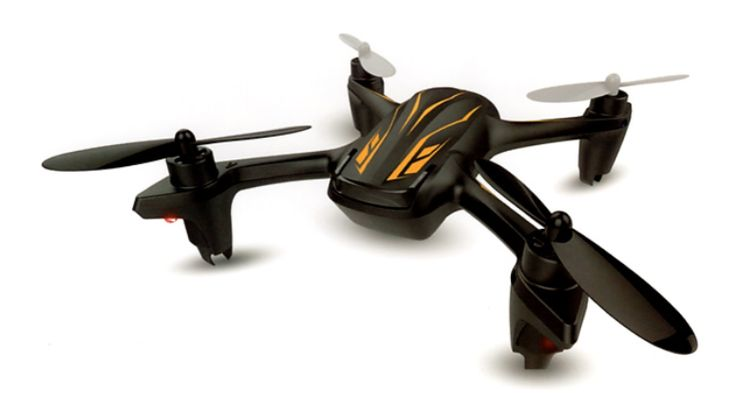 The NEW Hubsan X4 Plus Models with Headless Mode