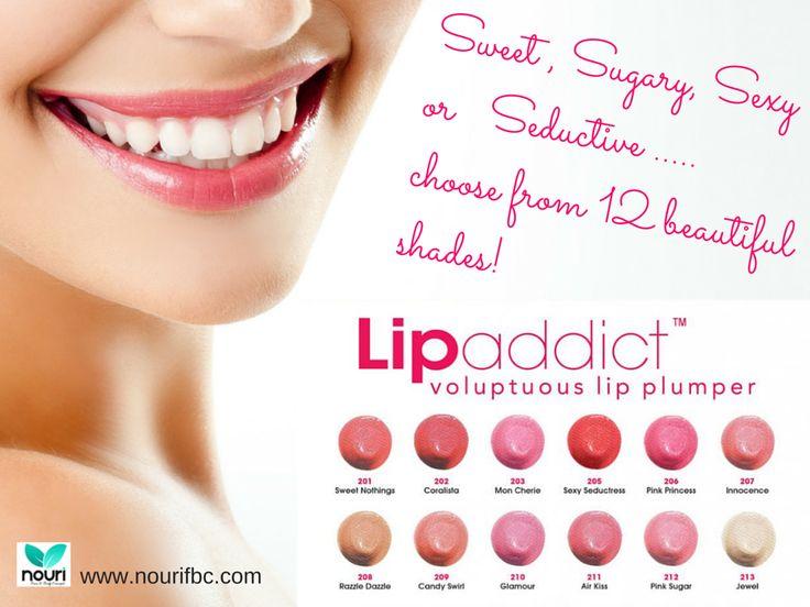 Choose from 12 delish shades!