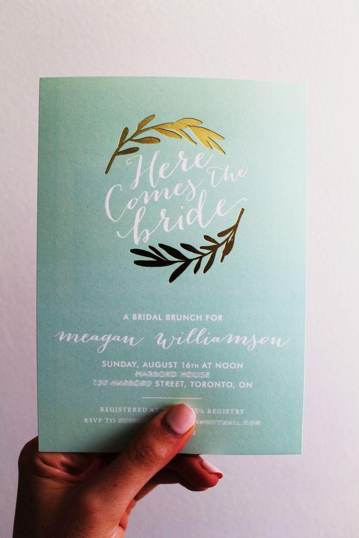 inexpensive wedding shower invitations%0A Meagan u    s Bridal Shower