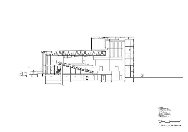 Gallery of Theatre Maurice Novarina Renovation/ WIMM - 24