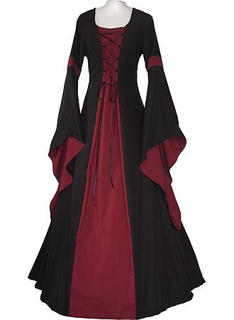 dornbluth.co.uk - medieval dresses Inspiration for an upcoming fancy dress