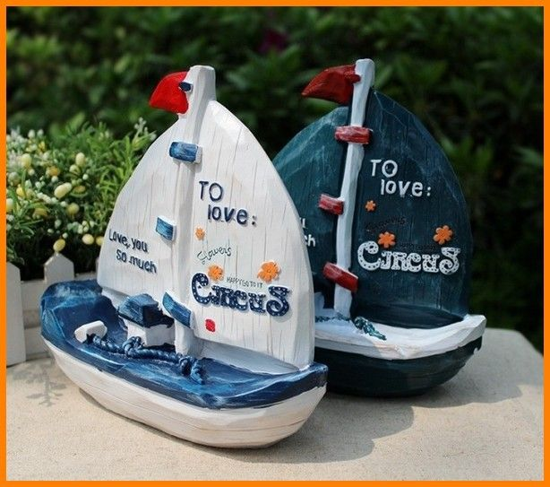 Resin piggy bank creative, Mediterranean-style sailboat save money / piggy bank gift ideas 0153, View Creative gifts resin piggy piggy bank sailing style style piggy bank sailboat piggy bank, Product Details from Shenzhen Shuomei Arts & Crafts Co., Ltd. on Alibaba.com
