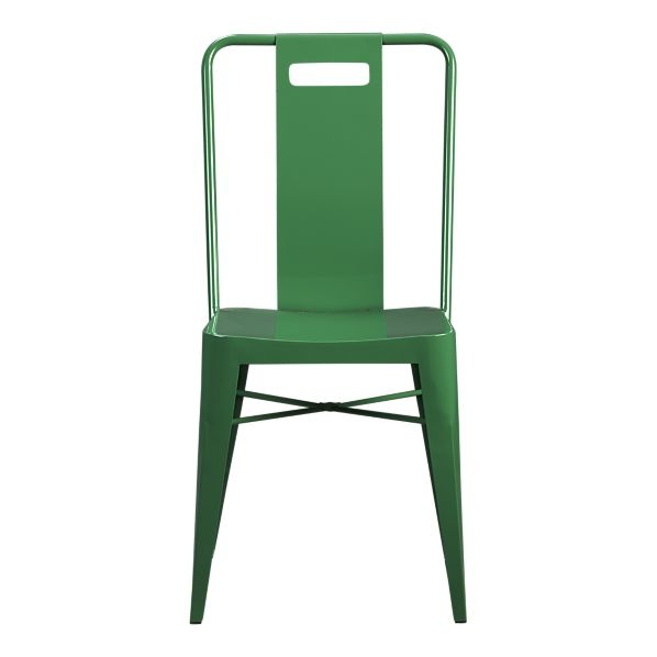 Ming chair-crate nd barrel