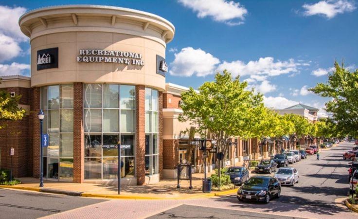 Fairfax VA: Fairfax Corner - Retail Space For Lease - The Peterson ...