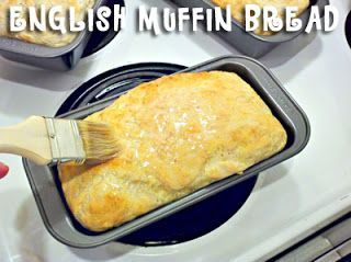 Wonderful English Muffin Bread! Good & easy too!!