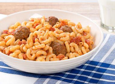 Macaroni au fromage à l'hambourgeois | Catelli