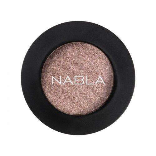 Prachtige losse (hoog gepigmenteerde) oogschaduw van Nabla Cosmetics! Kleur ENTROPY; mauve kleurmet zand / taupe kleurbasis Zowel nat als droog aan te brengen! Crueltyfree & Vegan Makeup, zonder parabenenen siliconen etc. Inhoud: 2,5g