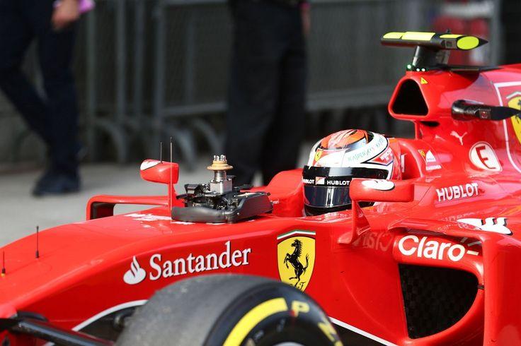Formula 1: in Cina Vettel e Raikkonen alle spalle di hamilton e Rosberg - FOTOGALLERIA