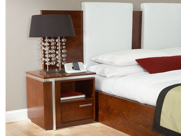 Indigo Collection http://www.hospitalitydesigns.com/products/casegoods/collections/indigo #nightstand #bedroomfurniture #hotelfurniture #furniture #hotels #resorts