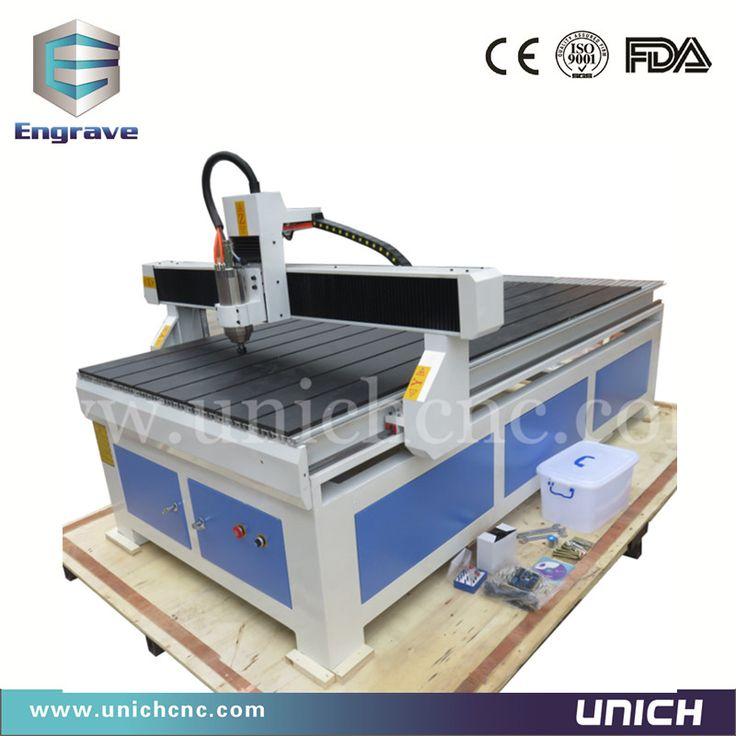 Reduction sale High configuration Cheap cnc router machine for aluminum