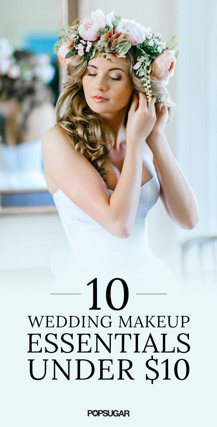 10 Bridal Beauty Essentials Under $10