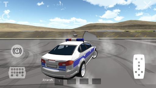 Police Car Drifting 3D is a real physics engine game.<br>If you like Simulator Games and drifting, try it.<br>Explore the mini world and drift a lot. <br>You can turn off ABS, TC, ESP.<br>Damage the other vehicles on the streets.  <p>***FEATURES***<br>* Easy controller<br>* Realistic acceleration<br>* Realistic physics<br>* You can crush the car<br>* Beautiful 3D graphics<br>* Extreme precision driving simulator<br>* Entertaining gameplay<br>* Challenging and outstanding 3D outdoor…