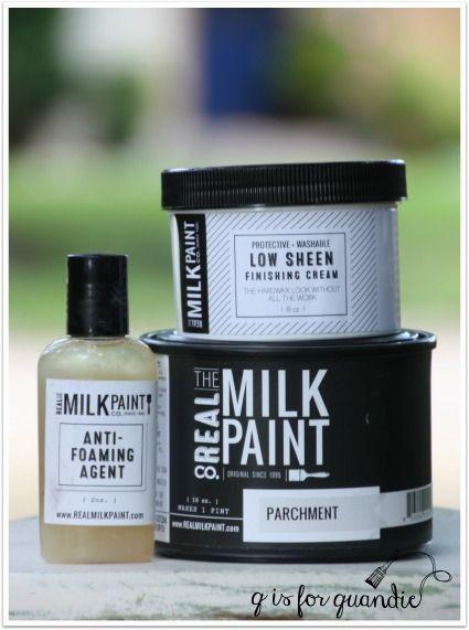 Real Milk Paint Co milk paint