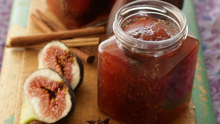 Star anise, Fig jam and Figs on Pinterest