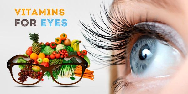 Top 5 Vitamins for Eye Health