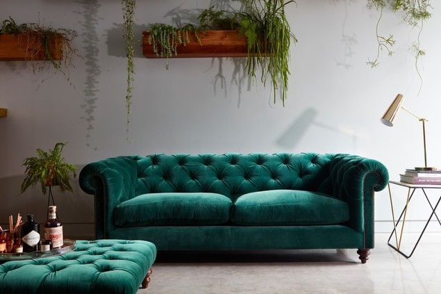 Interior Stylist and Design Blogger Maxine Brady show 6 hottest velvet trends for both you and your home.