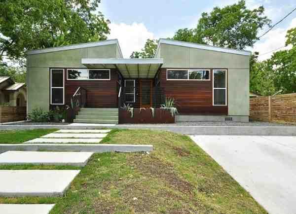 Best Modern Homes Images On Pinterest Home Floor Plans House - Mid century modern modular homes