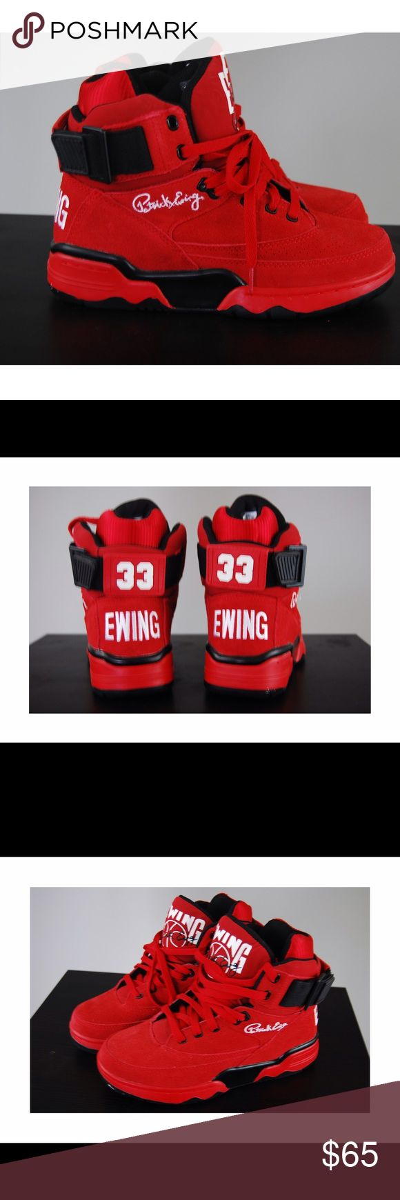 Patrick Ewing 33 HI Brand New!                                                          6Y Patrick Ewing Shoes Sneakers