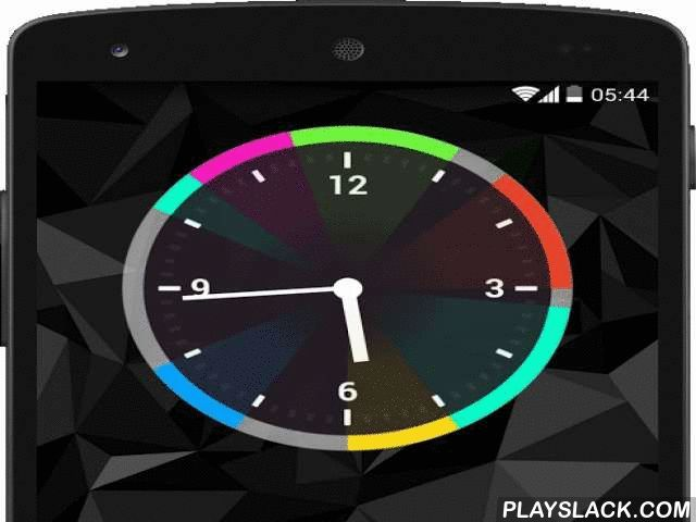 12Hours  Android App - playslack.com , Analog clock? Day planner? 12Hours is both at the same time, with a unique and eye catching design.What is it? It's an analog clock widget which automatically gets all your calendar events in the next 12 hours and shows them as marked zones on a clock. Simple as that!What does it do? It shows you all your events in the next 12 hours at a glance, making it easier than ever to plan your day.You can see exactly when and how long your events are just by…