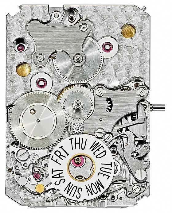 Pin by Samir Shehata on Mechanical watch in 2020 Patek