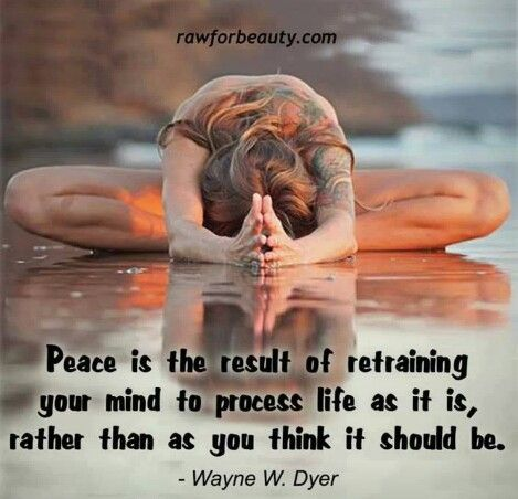 Yoga <3 peace. life. it is what it is! | Loved and pinned by www.downdogboutique.com