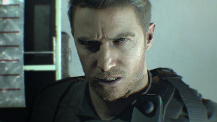 Chris???? #Resident evil #Chris #Biohazard #game #character # Chris Redfield #Обитель зла #Крис Ретфилд