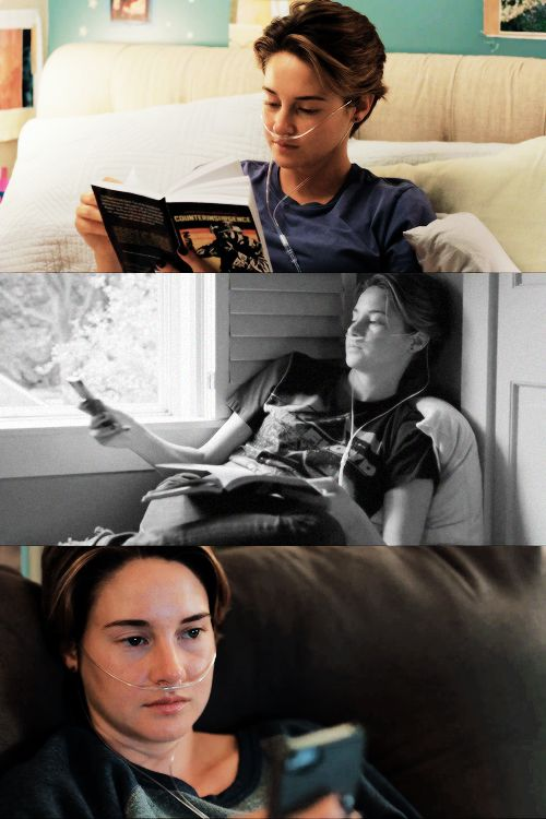 Hazel grace and Augustus waters are so so so so awesome!!!!!!!!!!!!!!!!! Even in real life they are really awesome they are amazing actors and they are my role model and Augustus or ansel is my future husband I love the fault in our stars