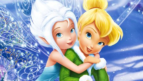 Tinkerbell & Periwinkle   Tinkerbell   Pinterest   Disney ...