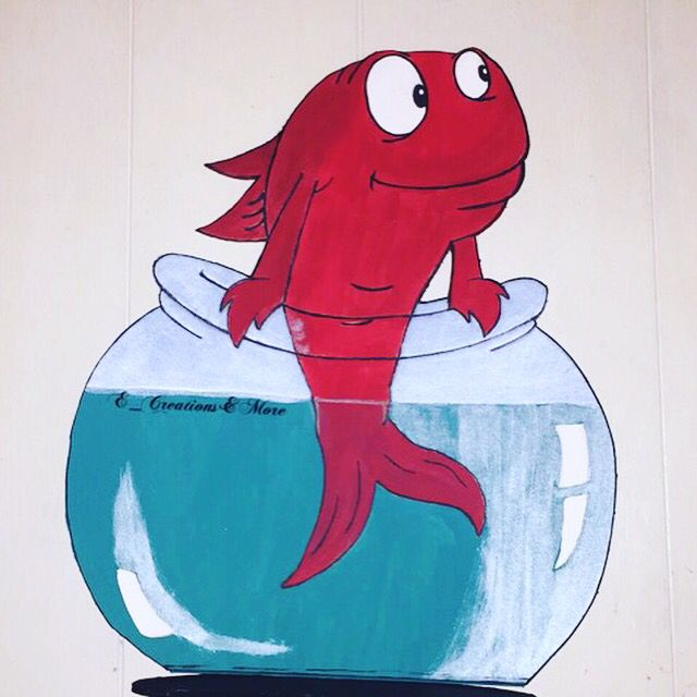1000 images about school art on pinterest op art oil for Fish from cat in the hat