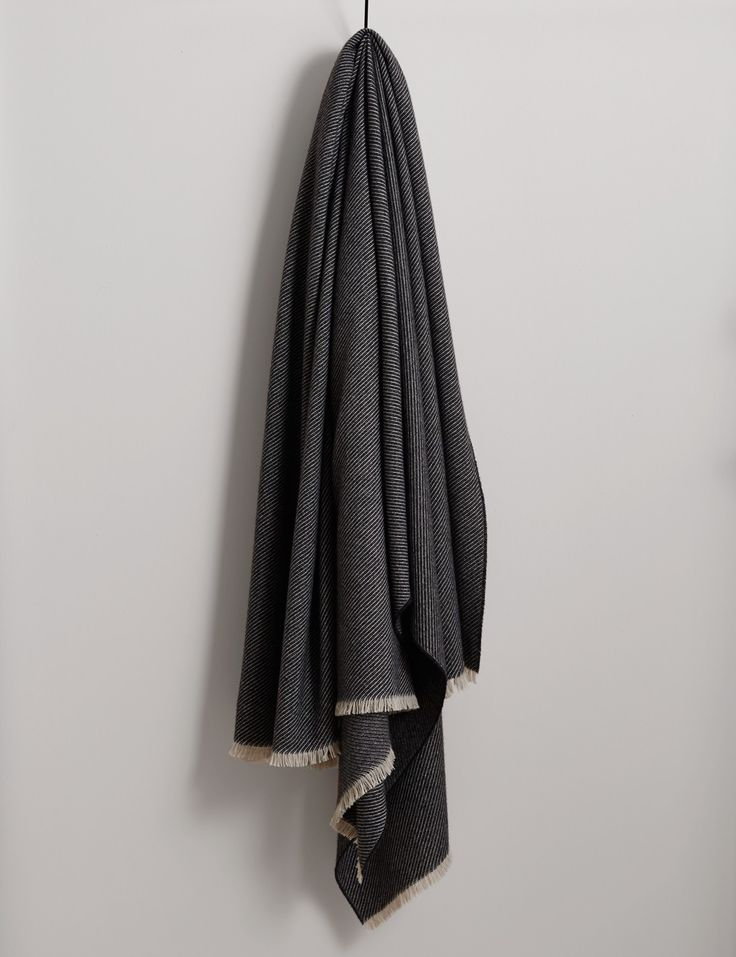 Abode Living - Blankets and Throws - Aria Cashmere Throw - Abode Living