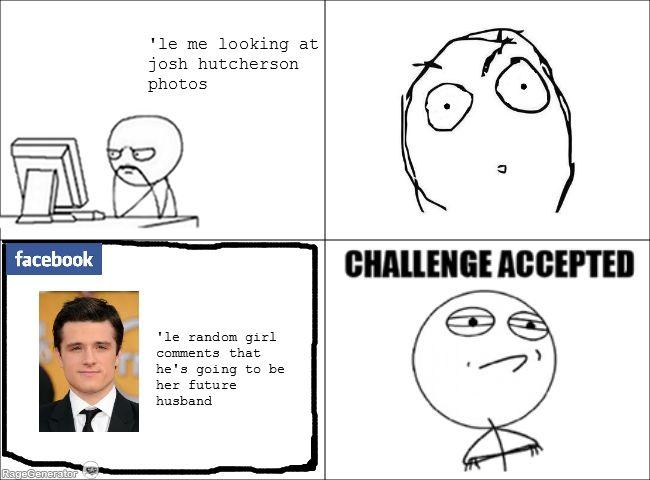 meme faces challenge accepted - photo #29