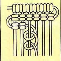 macrame knots                                                                                                                                                                                 More