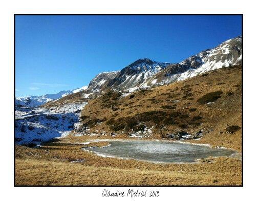 Col de Vars. Alpes du sud